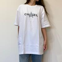 パロディ⭐︎ユニセックスtシャツ  XLサイズ(ホワイト)