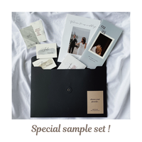 【期間限定】SPECIAL SAMPLE SET