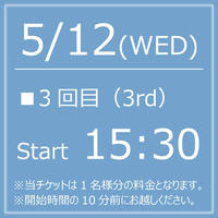 My KITKAT 5/12(WED)Start15:30【1Drink付】
