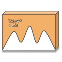エチオピア・アリチャ 中煎り -Ethiopia Aricha Natural-