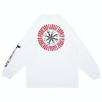 PORKCHOP - Wrench L/S TEE (WHITE)