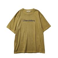 LIBERAIDERS - OG LOGO TEE (SAND)