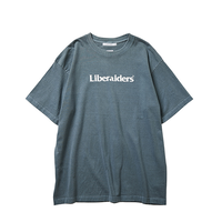 LIBERAIDERS - OG LOGO TEE (DARK TURQUOISE)