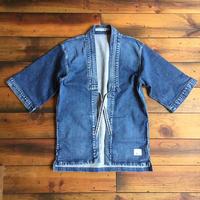 BLUE SAKURA - KIMONO JACKET