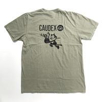 CAUDEX THE CAT - TEE (SAND)