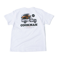 COOKMAN - T-shirts 「 Burger truck 」