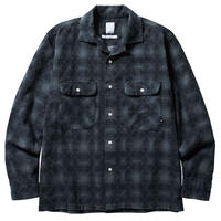 LIBERAIDERS - PLAID FLANNEL シャツ 77101