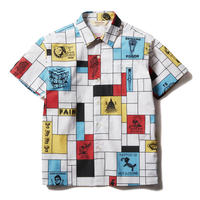 THE SOFTMACHINE - COMPOSITION SHIRTS S/S SHIRTS