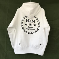 M&M - HEAVY PARKA MSW-002 (WHITE)