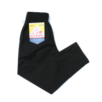 COOKMAN - Chef Pants「Ripstop」 Black
