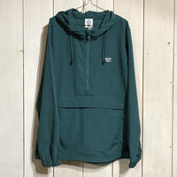 M&M - NYLON ANORAK PARKA (ANTIQUE GREEN)