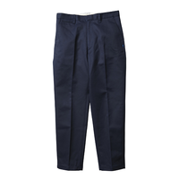 LIBERAIDERS - LIBERAIDERS CHINO TROUSERS (NAVY)