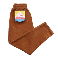 COOK WEAR - Chef Pants 「コーデュロイ」ブラウン