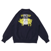PORKCHOP - PORK BACK SWEAT (NAVY)