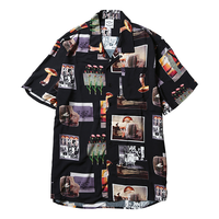 BORN X RAISED - AFTER SCHOOL SPECIAL ALL OVER PRINT SHIRT