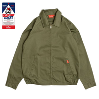 COOKMAN - Delivery Jacket 「Khaki」