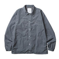 LIBERAIDERS - OVERDYED COACH JACKET (グレー)