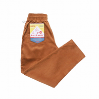 COOKMAN - Chef Pants 「Corduroy」Brown