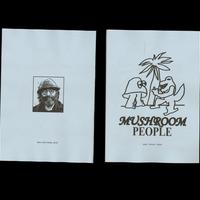 UDLI Editions - MUSHROOM PEOPLE BY J. S. WRIGHT