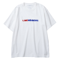 LIBERAIDERS -LIBERAIDERS EMBROIDERY TEE