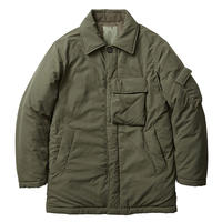 LIBERAIDERS - PEAK COAT (OLIVE)
