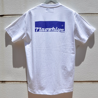 NAOSHIYA CUSTOM FACTORY -  SHOP T-S  バック「naoshiya」 (ホワイト)