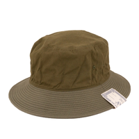THE H.W. DOG & CO.  - 2 HAT (OLIVE)