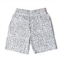 COOKMAN - Chef Short Pants 「Snow Leopard」
