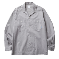LIBERAIDERS - CIRCLE ACID SHIRT (GRAY)