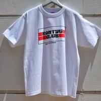 2019SS (昆虫クラブ) KONTYU CLUB T-S (ホワイト)