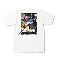 NUMBERS edition - SOULLAND COLLAGE - S/S T-SHIRT