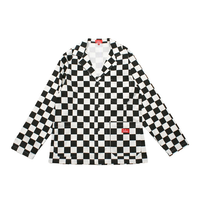 COOK MAN - Lab.Jacket 「Checker」