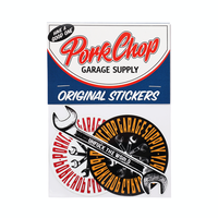 PORKCHOP - Wrench STICKER SET
