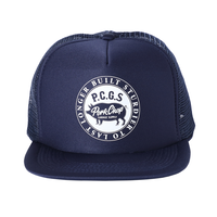 PORKCHOP - CIRCLE PORK CAP (NAVY)