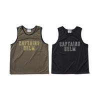 CAPTAINS HELM - DOUBLE MESH TANK-TOP