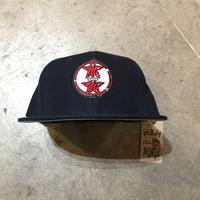 M&M - SNAPBACK BB CAP (ネイビー)