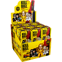 "KILL BILL フィギア - 3"" BLIND-BOX COLLECTIONS"