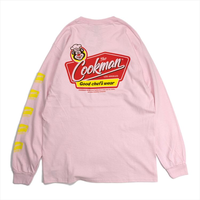 COOKMAN - Long sleeve T-shirts 「Signboard」