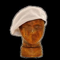 THE H.W. DOG&CO. - サマー ベレー帽 (ナチュラル) (PW6200)