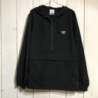 M&M - NYLON ANORAK PARKA (BLACK)