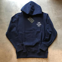 CAPTAINS HELM - CALIFORNIA HOODIE (NAVY)