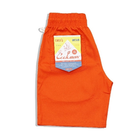 COOKMAN - Chef ショート Pants 「ORANGE」