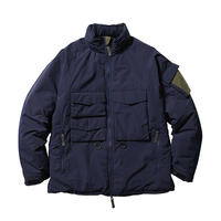 Liberaiders®︎ -  EXPEDITION JACKET II  (NAVY)