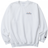 LIBERAIDERS - LR SPACE RACE CREWNECK 71301 (ホワイト)