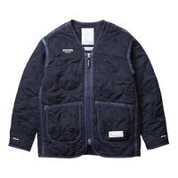 LIBERAIDERS - QUILTED JACKET (ネイビー)