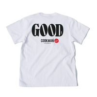 COOKMAN - T-shirts 「 GOOD 」