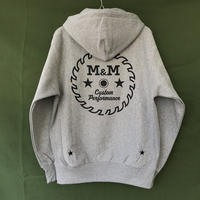 M&M - HEAVY PARKA MSW-002 (M.GRAY)
