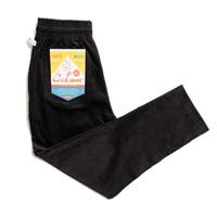COOKMAN - Chef Pants 「Corduroy」 Black