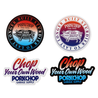 PORKCHOP -B GRADATION STICKER SET