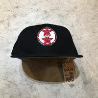 M&M - SNAPBACK BB CAP (ブラック)